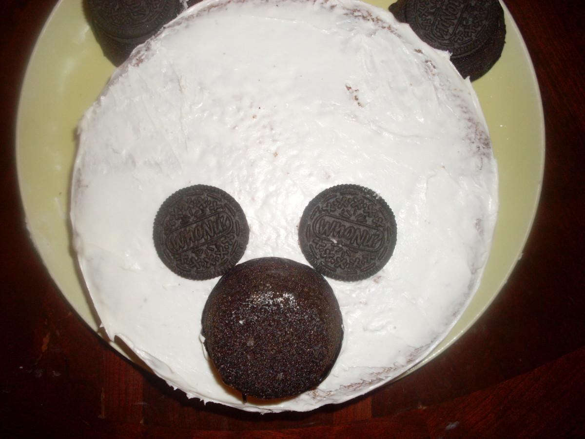 panda-cake