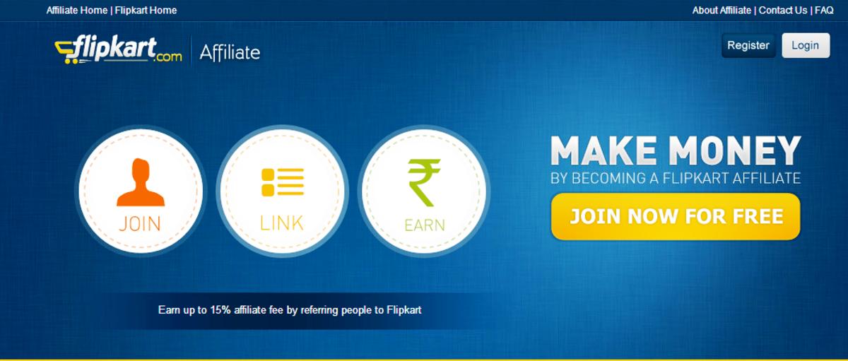 Tips for Earn Money from Flipkart Affiliate Program for Indian Websites and Blogs
