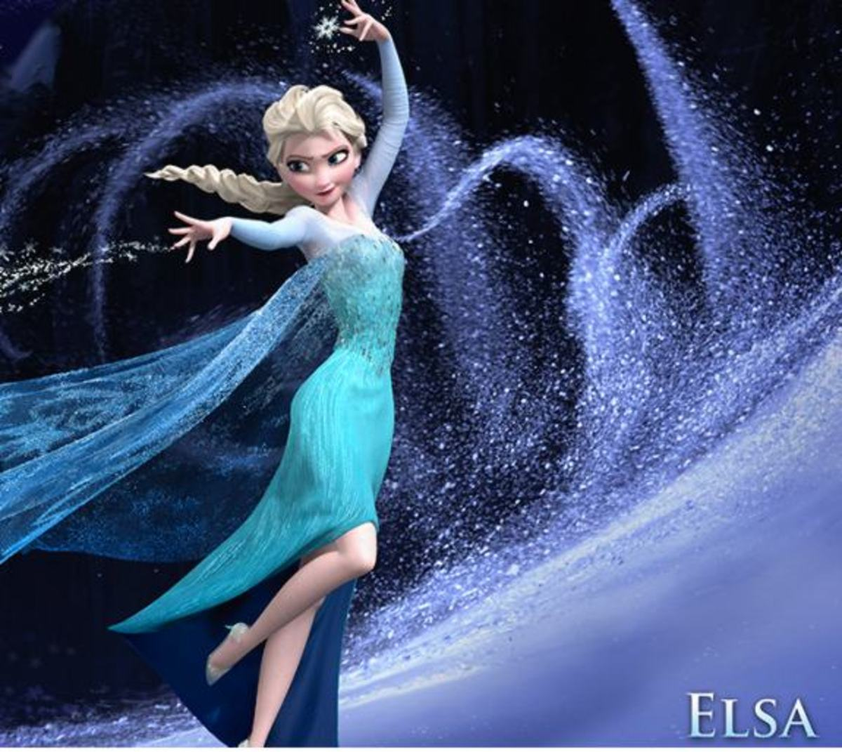 Image from Disney Frozen on Facebook