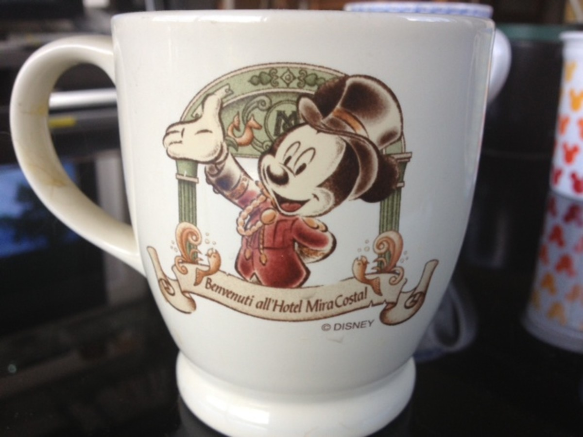 Hotel MIracosta Grand Opening Mug