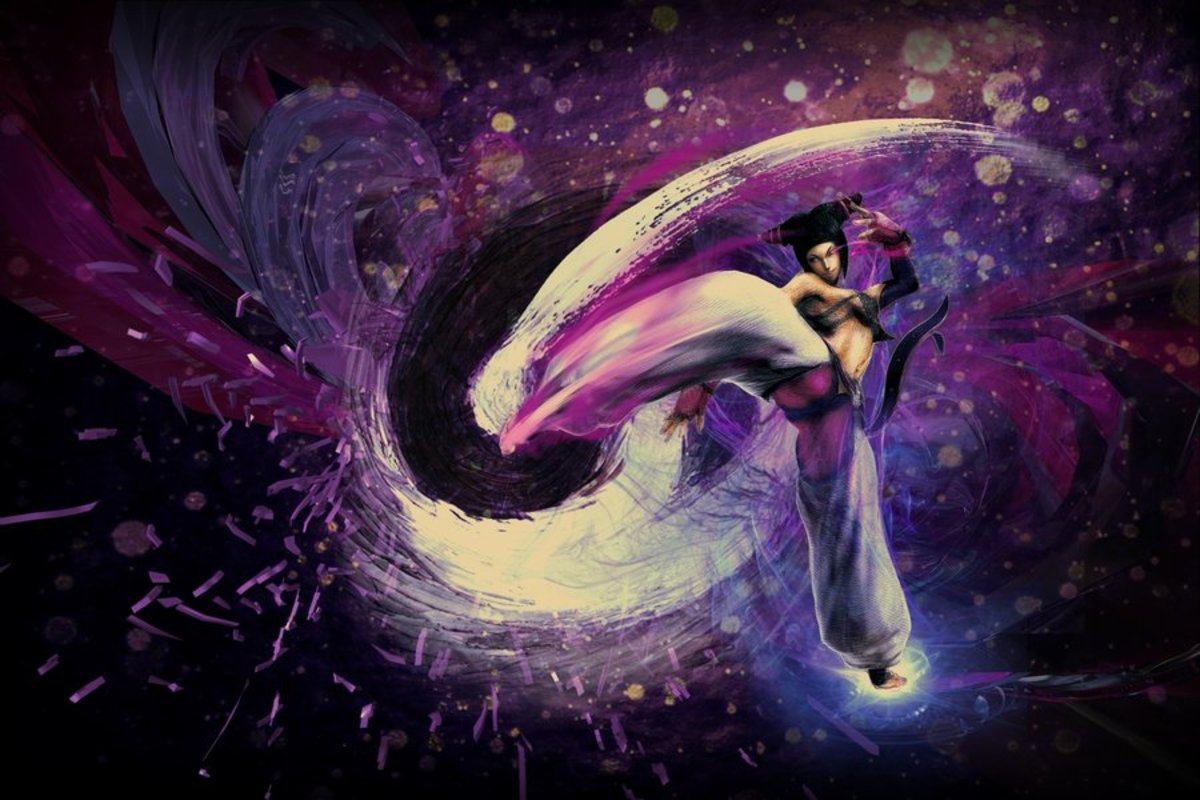 History & Analysis of Juri Han from Super Street Fighter IV