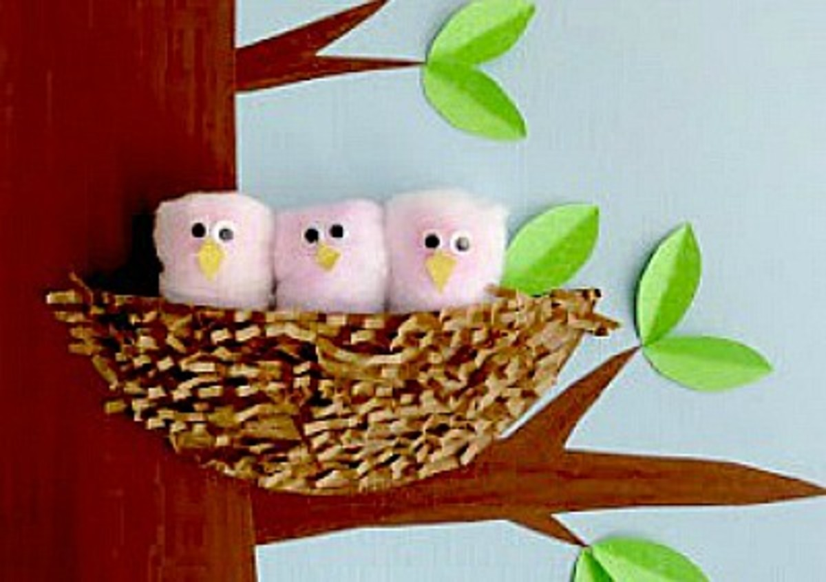 30 Cute Cotton Ball Craft Ideas | HubPages