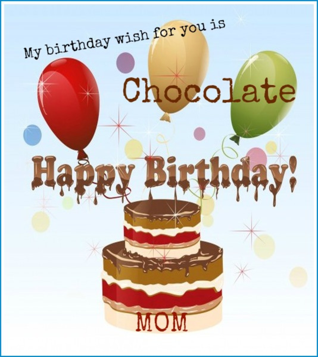 Funny Mother Birthday Quote