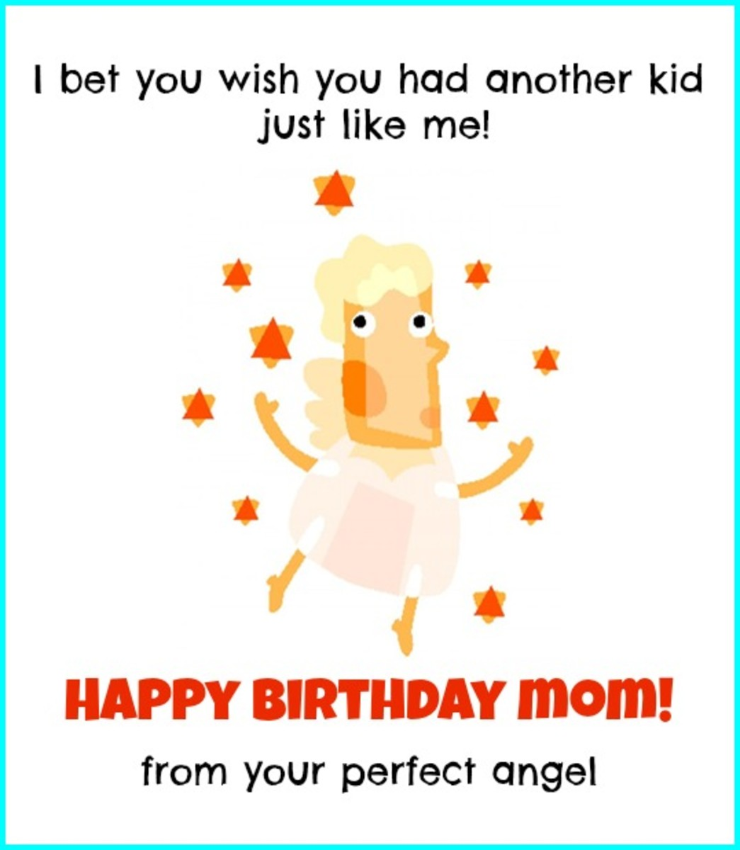 Inside Happy Birthday Mom Poem Greeting Card
