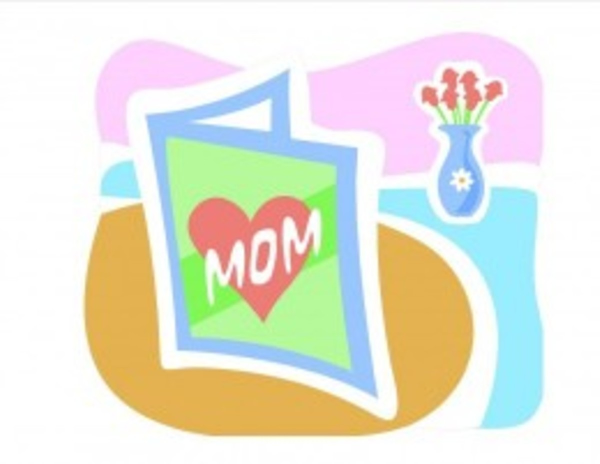 Printable Birthday Card for Mom