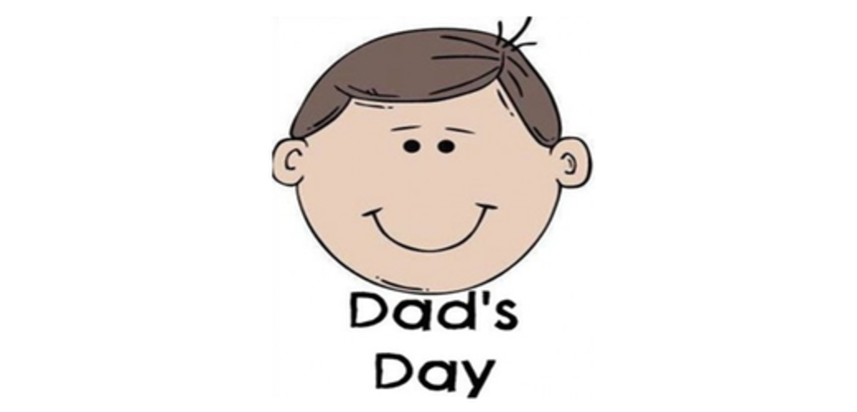 Father's Day Dad