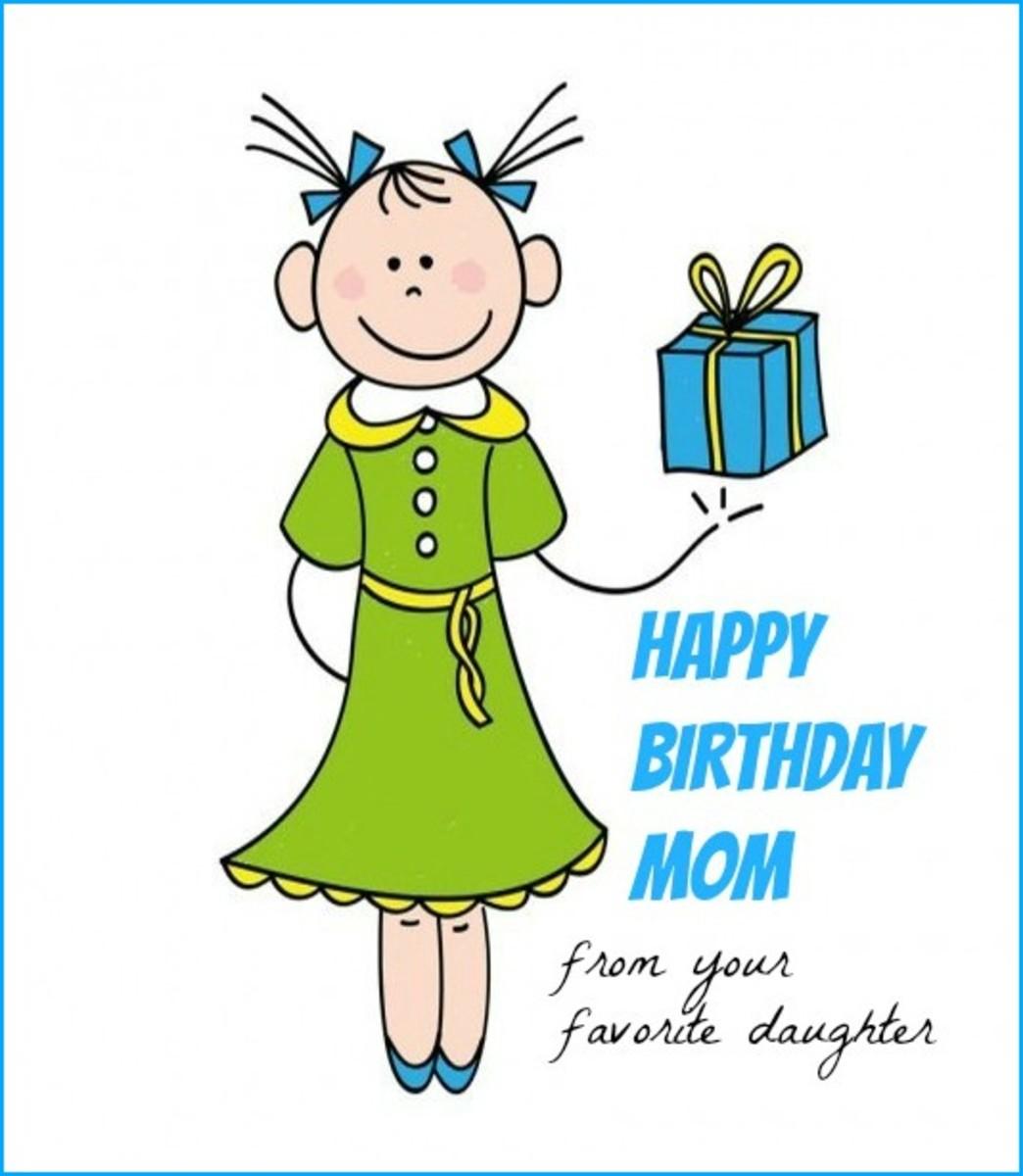 Daughter Quotes Funny Birthday Ecard. QuotesGram