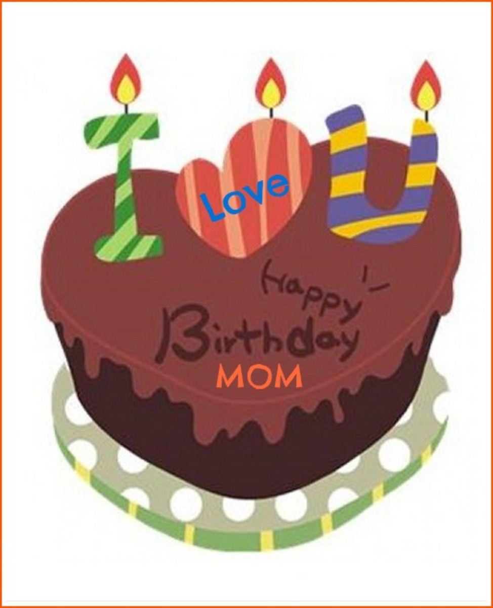 Inside Favorite Happy Birthday Mom Poem