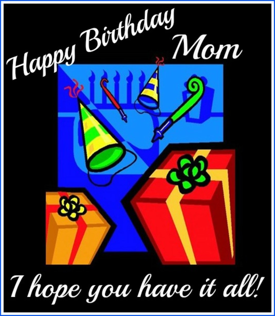 Mom Birthday Wish