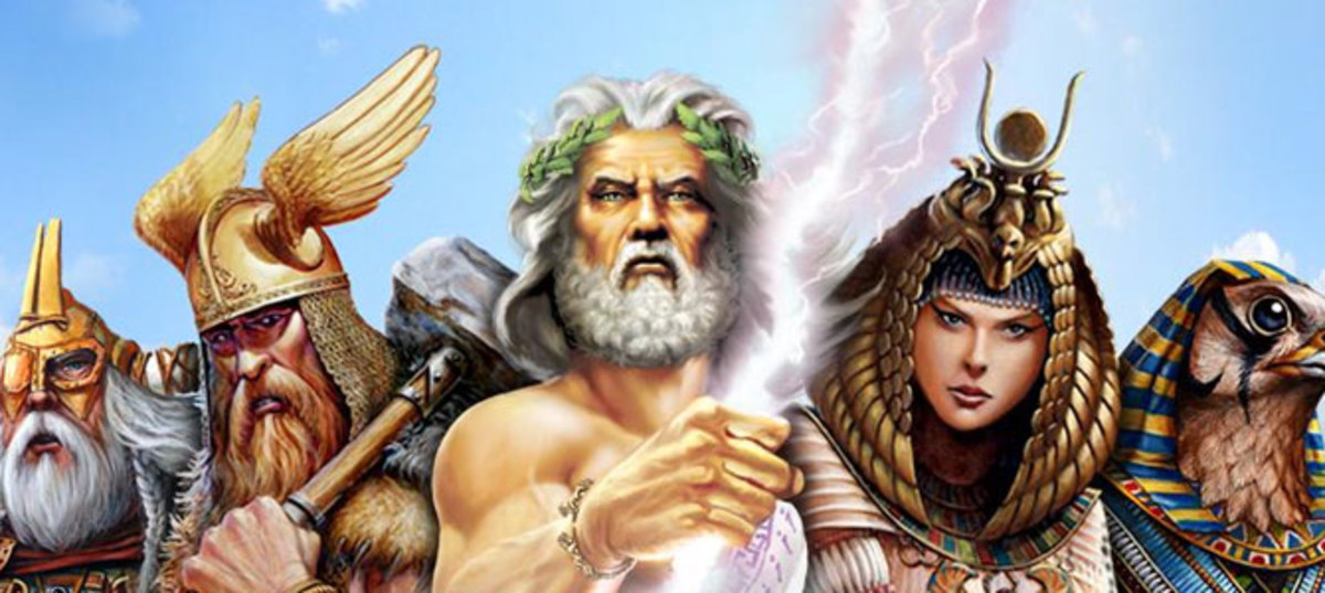 Gods/factions of Age of Mythology