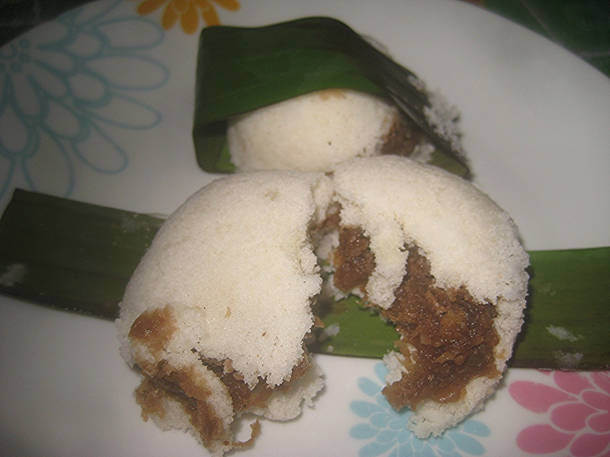 Tropical Cooking with Travel Man: Snacks#1 - Traditional Rice Cake or Puto
