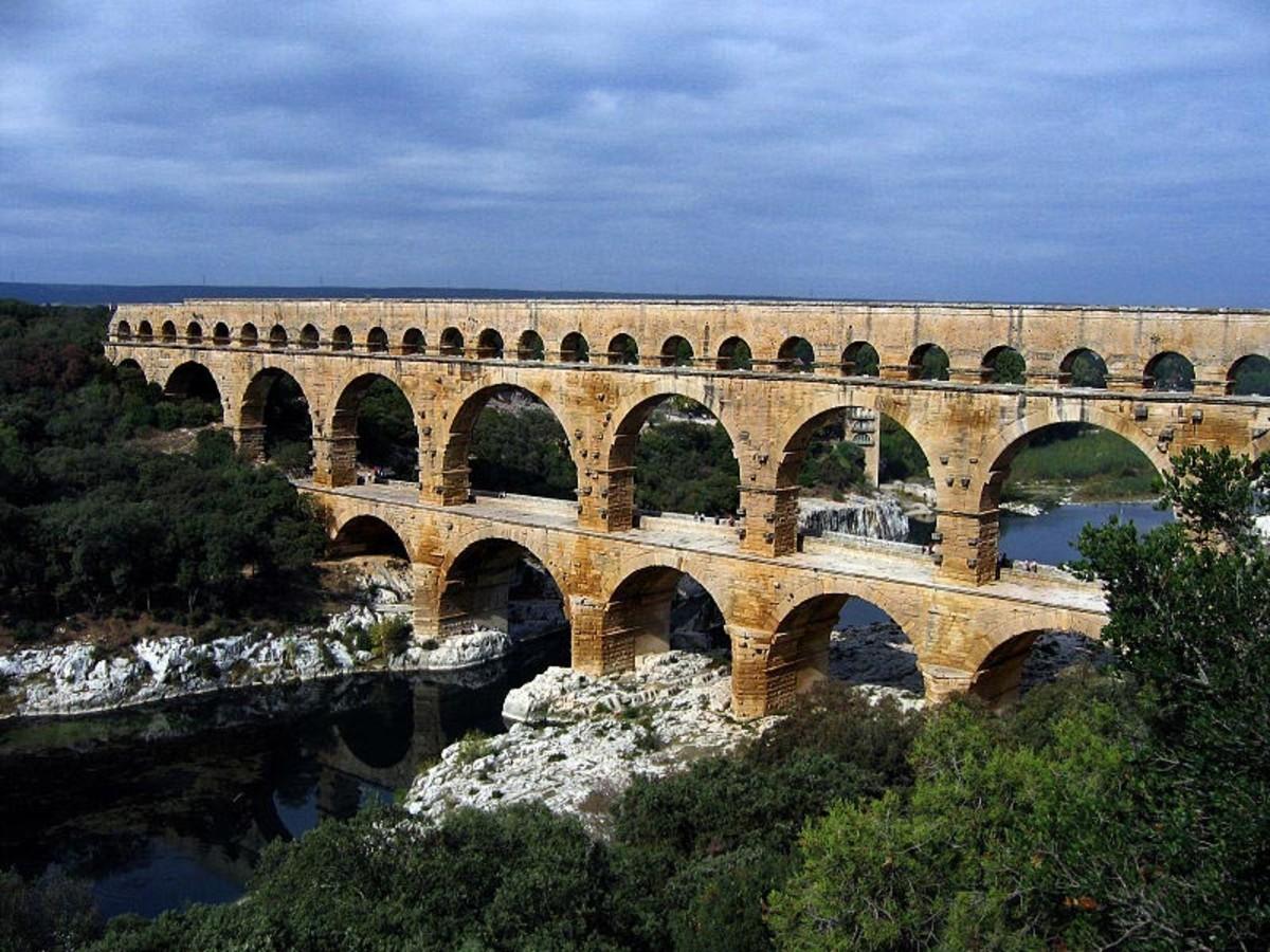 Caligula's new aqueduct for Rome