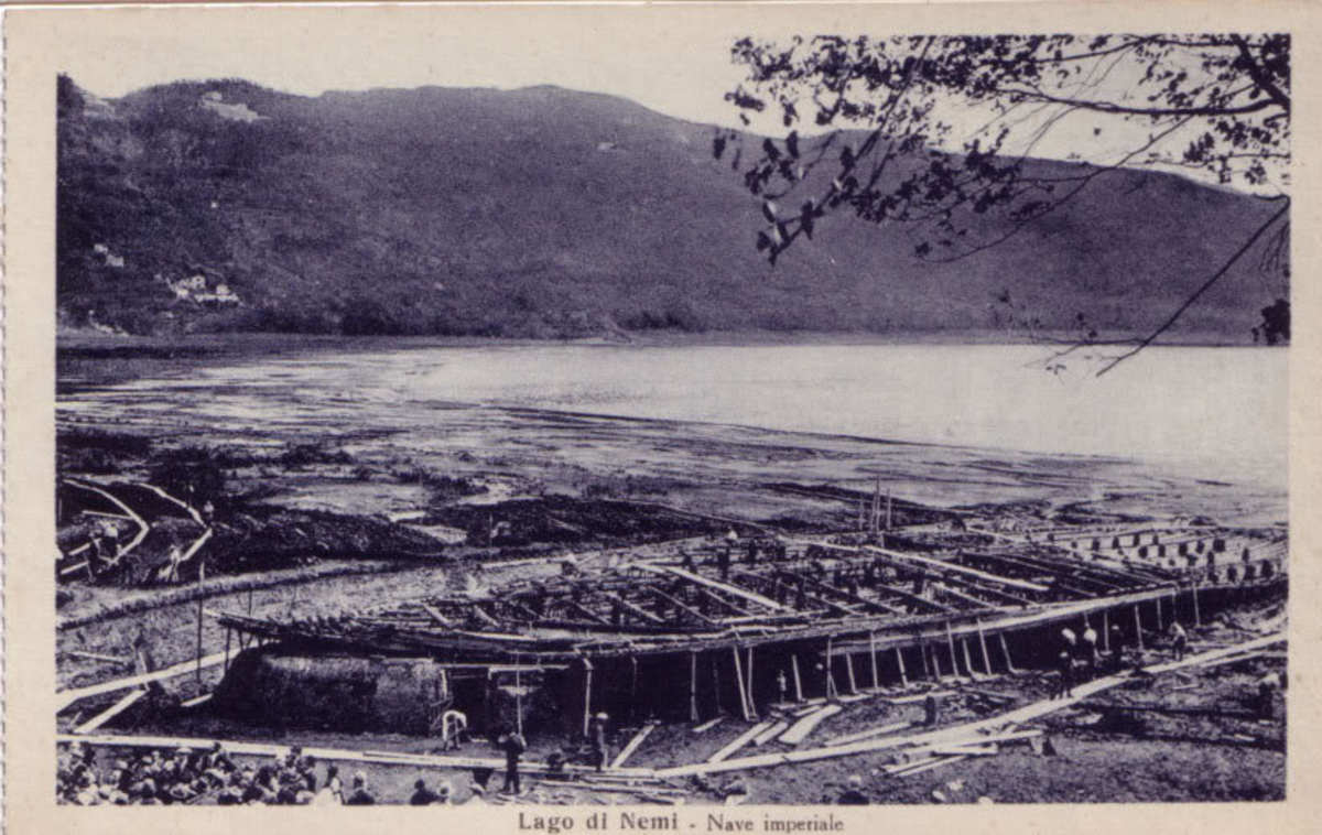 Another view of the wrecks pulled from the lake