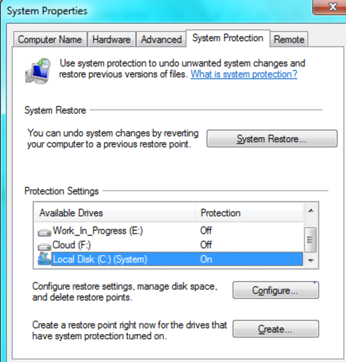 How to Create a Manual System Restore Point in Windows 7 – Quick and Easy Method