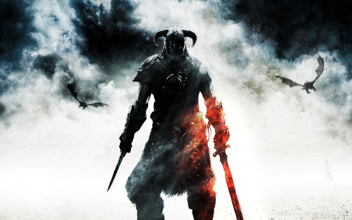 Skyrim: Playstyles: Barbarian