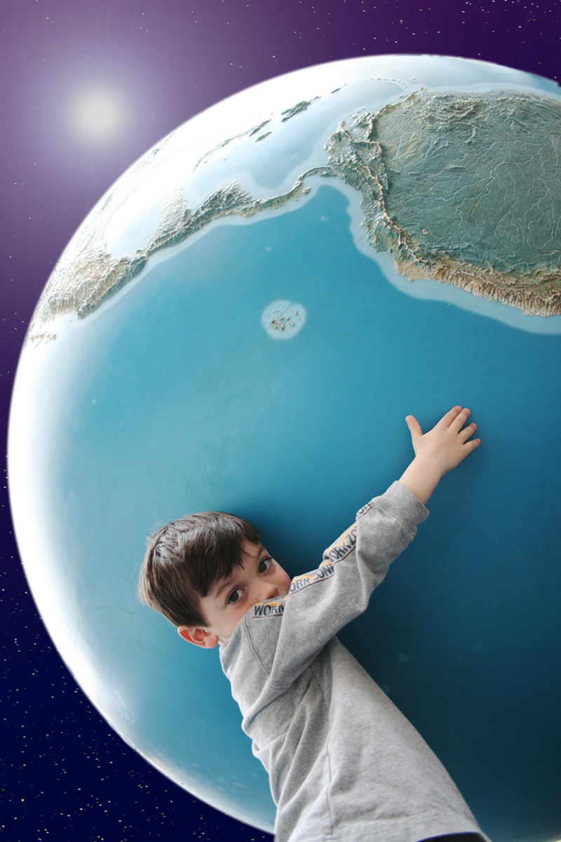 Saving Energy for Kids - Teach your Child the Importance of Saving Energy