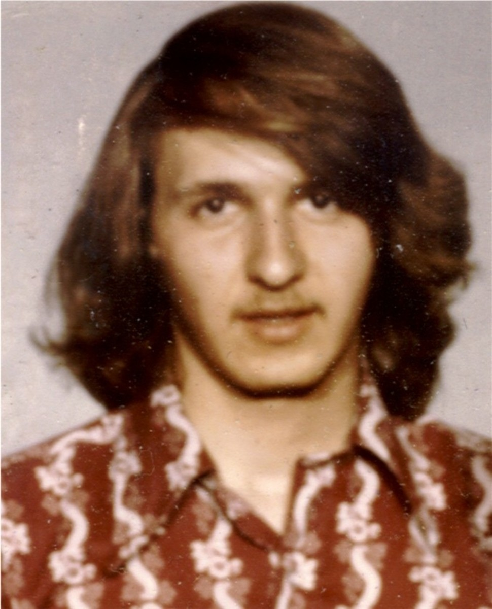 Me in 1970