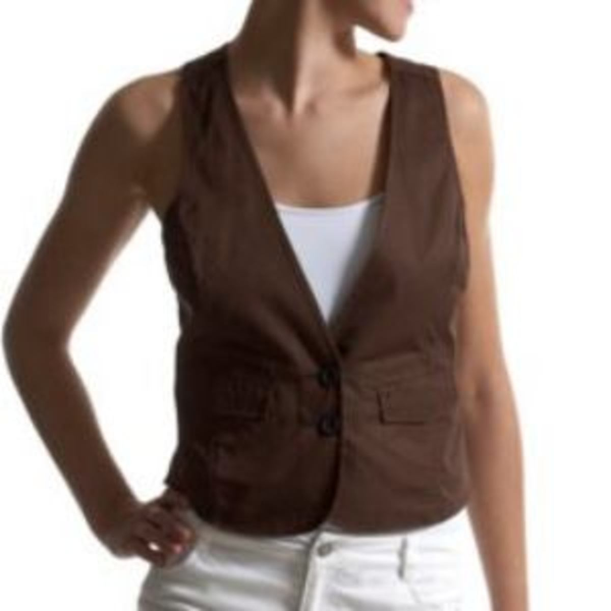 Sewing Instructions For Women Waistcoats / Tops / Vests