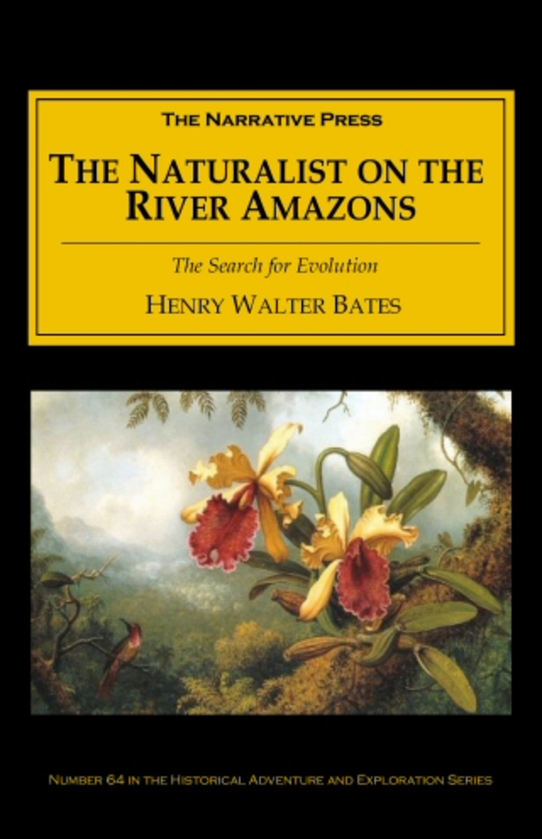 Bate's monumental tome ' The Naturalist on the River Amazons'