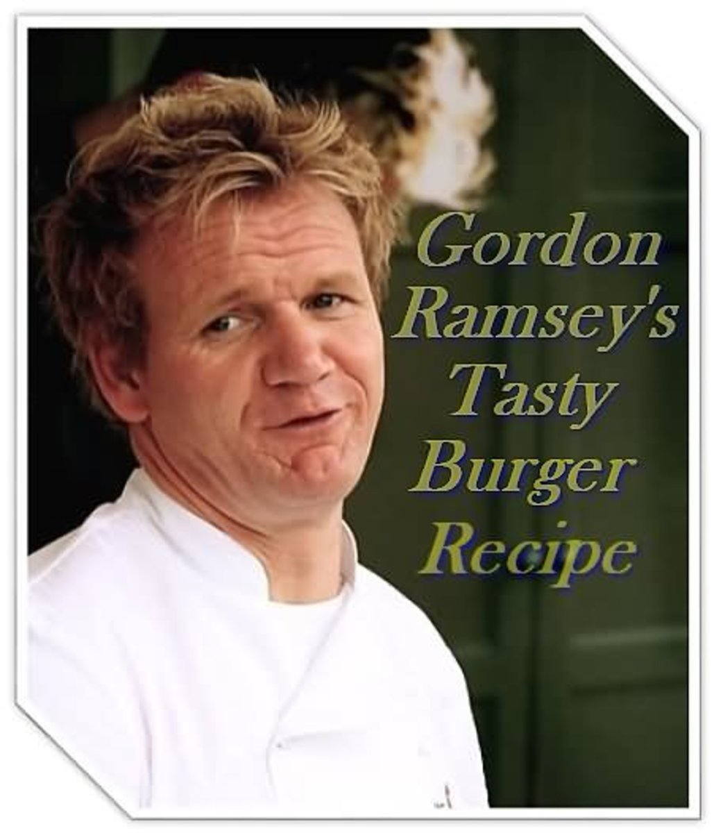 Gordon Ramsey Hamburger Recipe