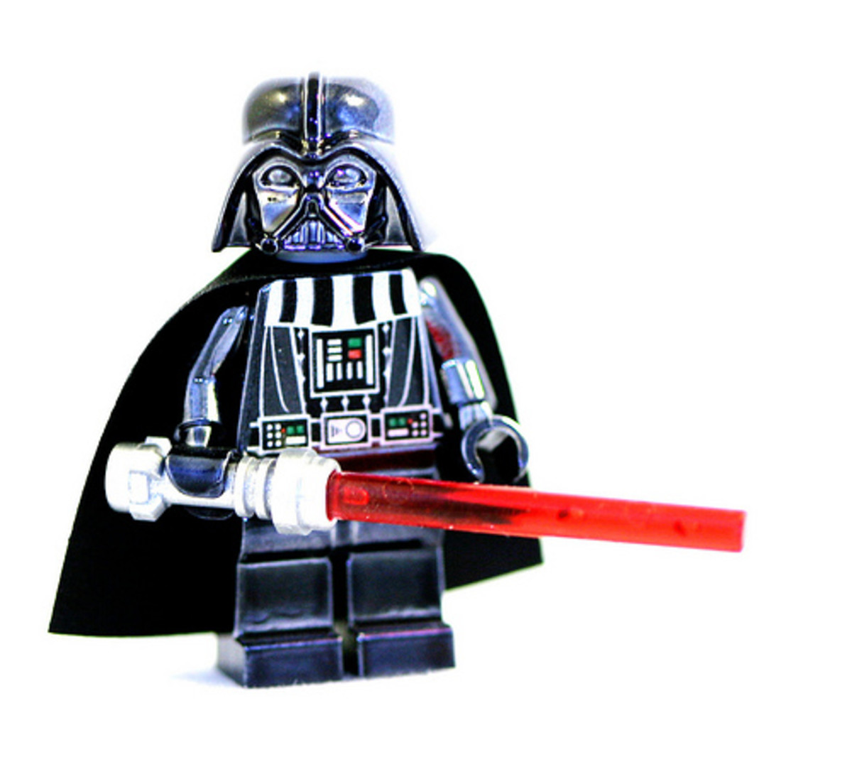 Lego Star Wars Darth Vader Chrome 4547551 Minifigure
