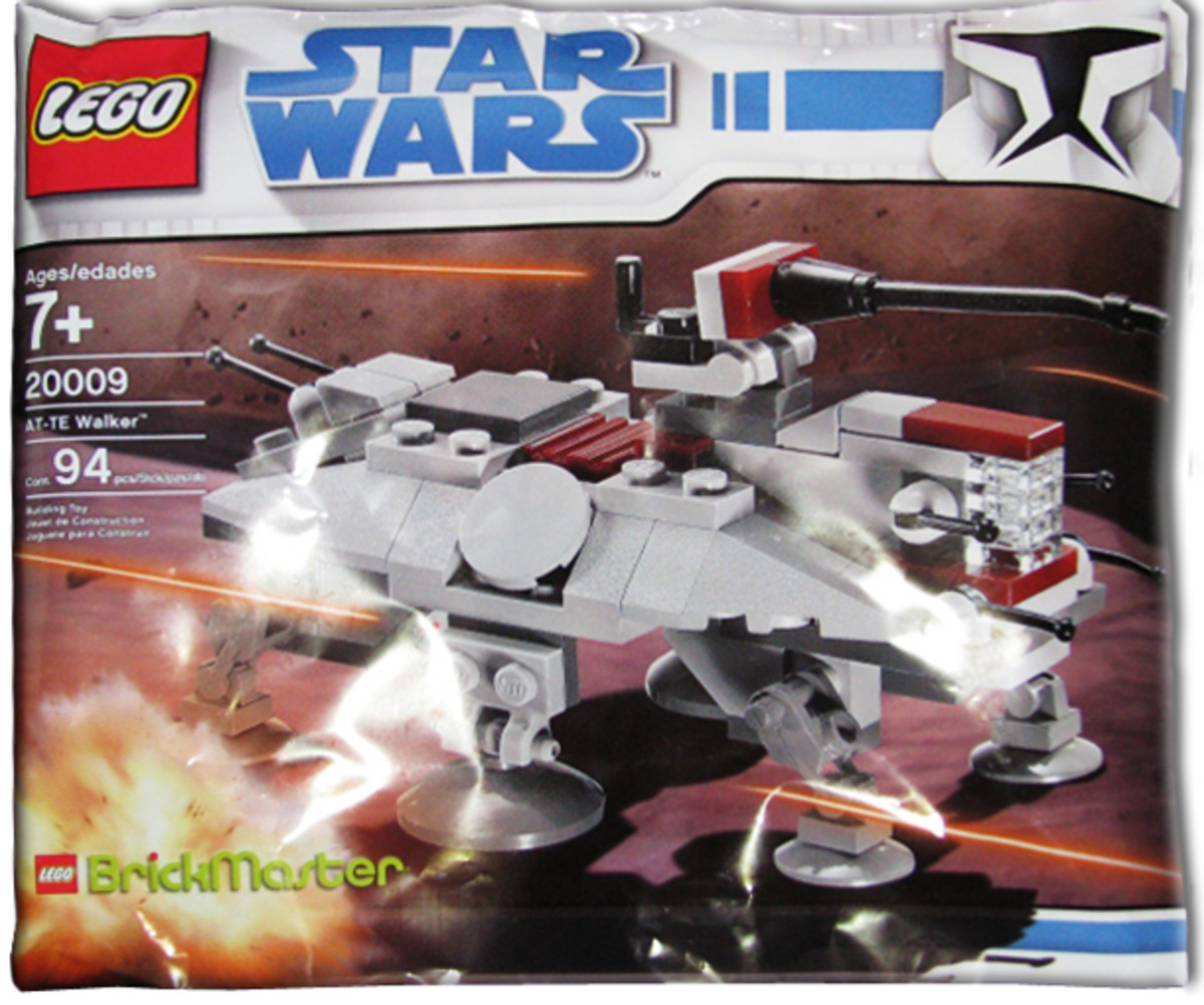 LEGO Star Wars AT-TE Walker 20009 Bag