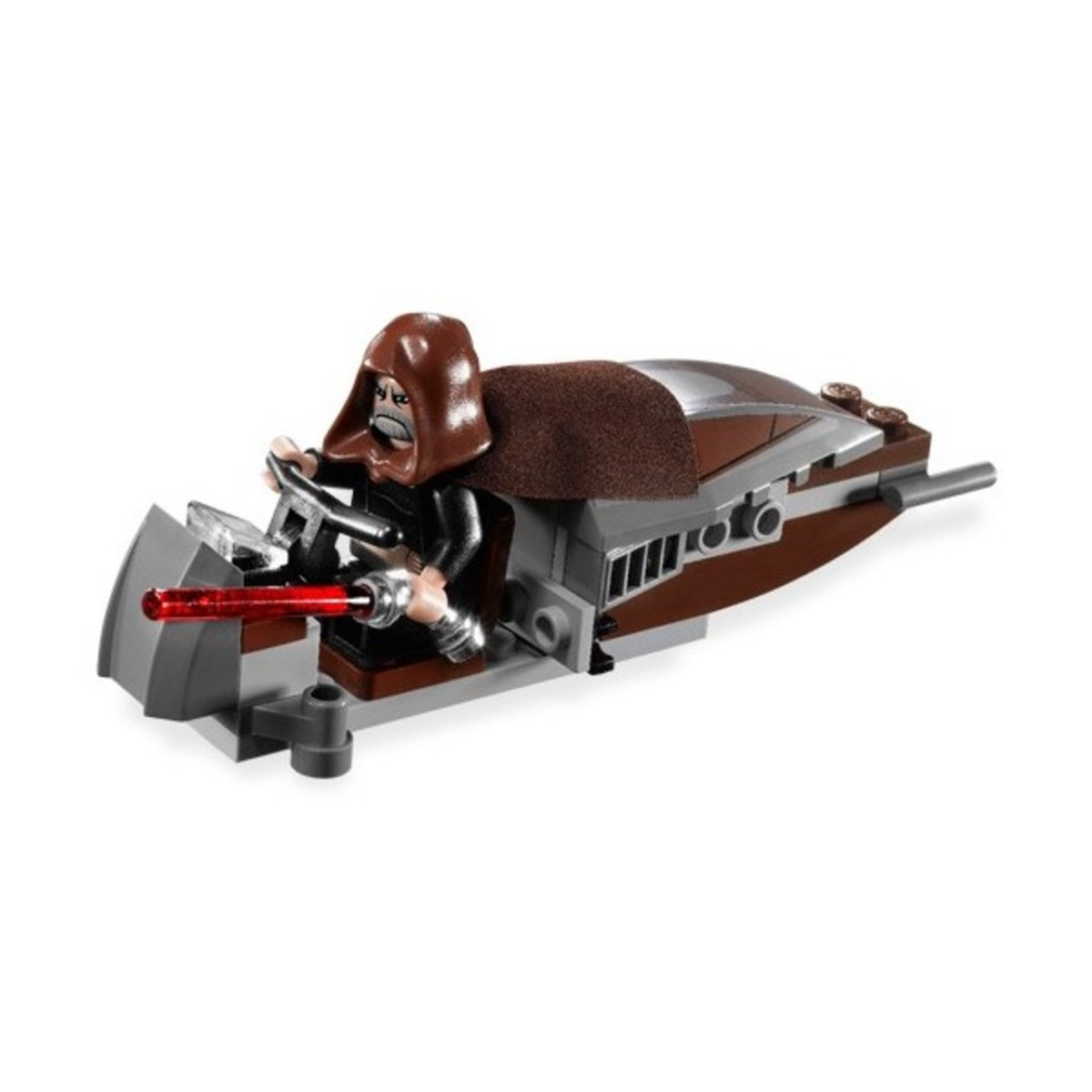 LEGO Star Wars Count Dooku's Solar Sailer 7752 Speeder