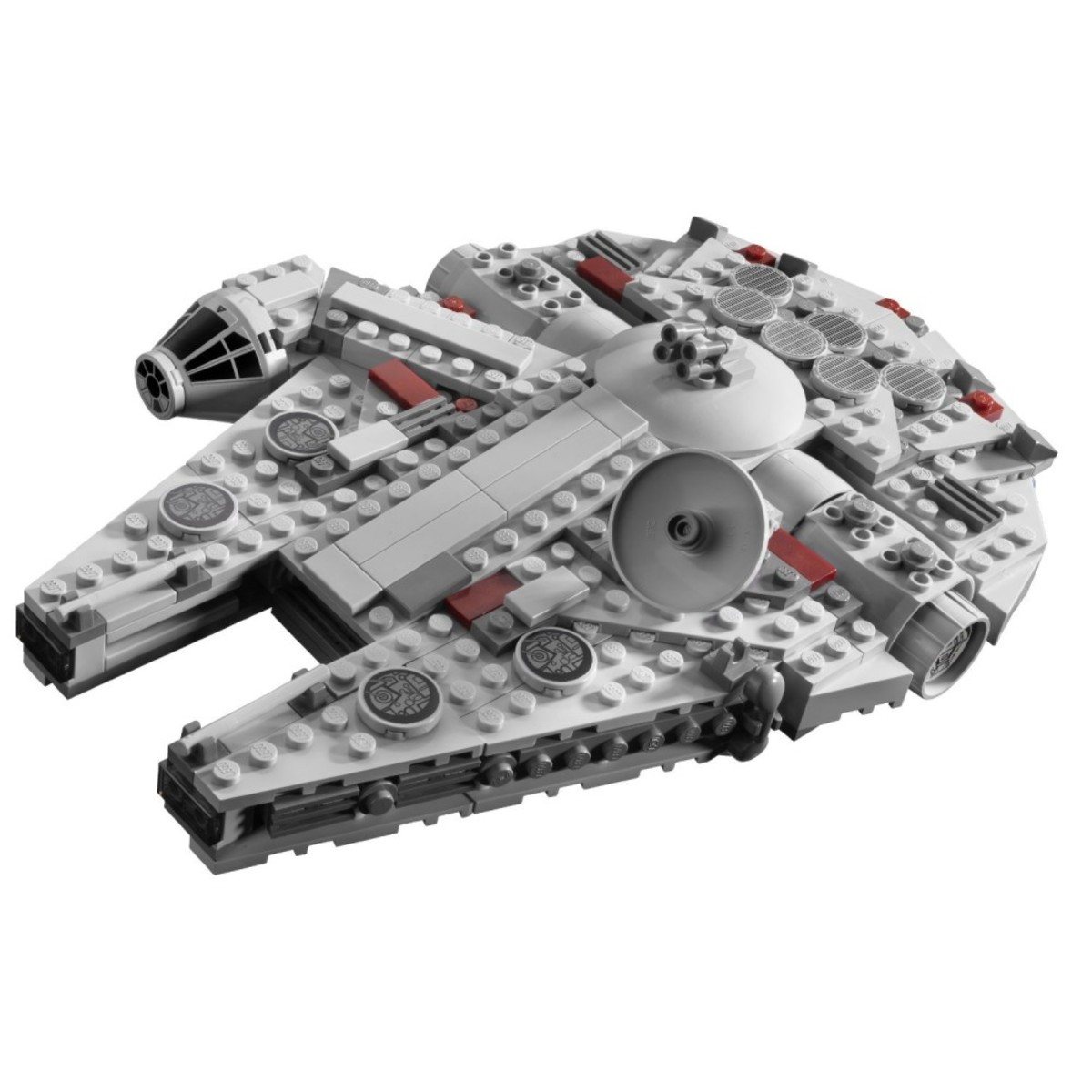 LEGO Star Wars Midi-Scale Millennium Falcon 7778 Assembled