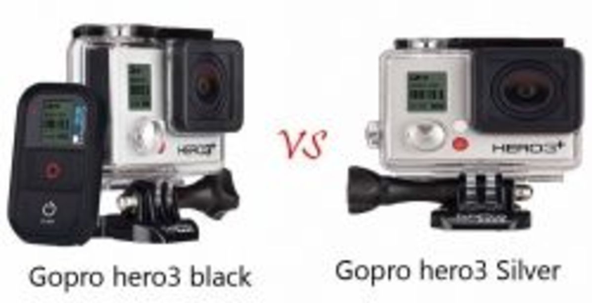 Gopro Silver vs Black : Are You Confused To Which Gopro To Buy?