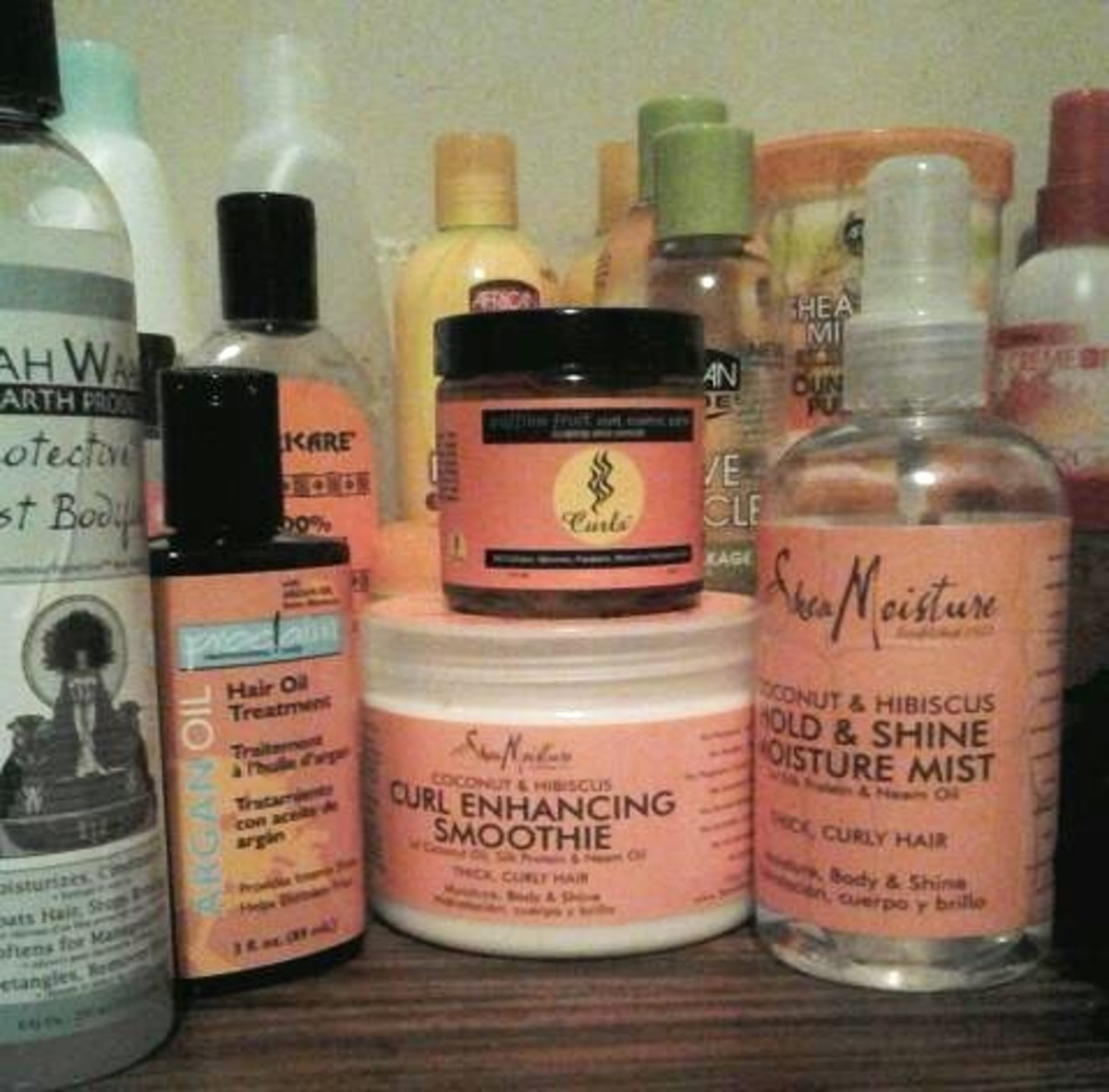 Natural Hair Product Ingredients to Avoid