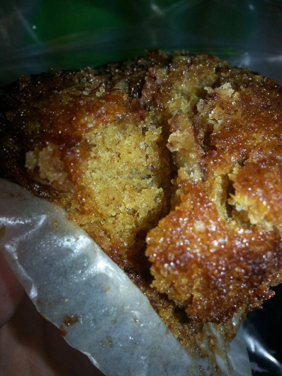 Firehook Bakery Pumpkin Muffins