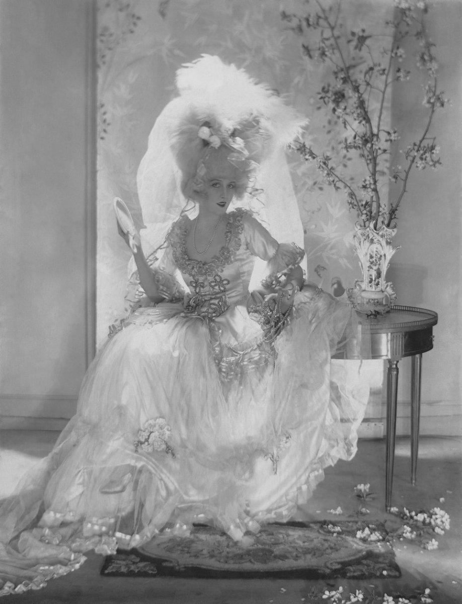 Saluting Baron Adolph de Meyer, Vogue's First Staff Photographer