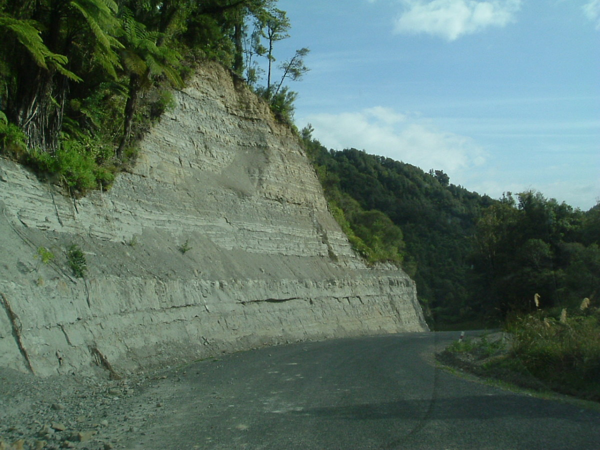 Frequent Rockfalls