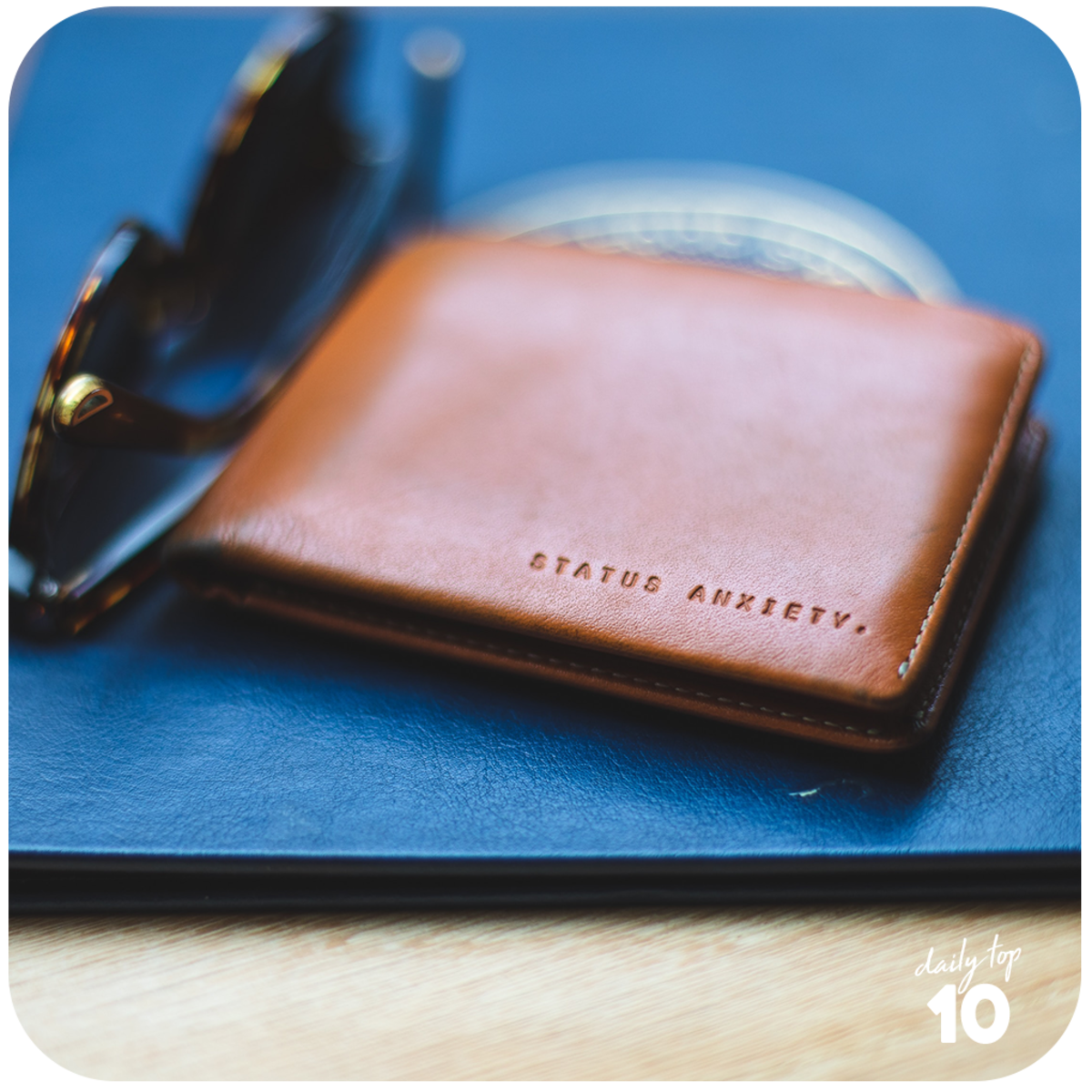 A new trendy and functional wallet can surely make your boyfriend smile during his special day.