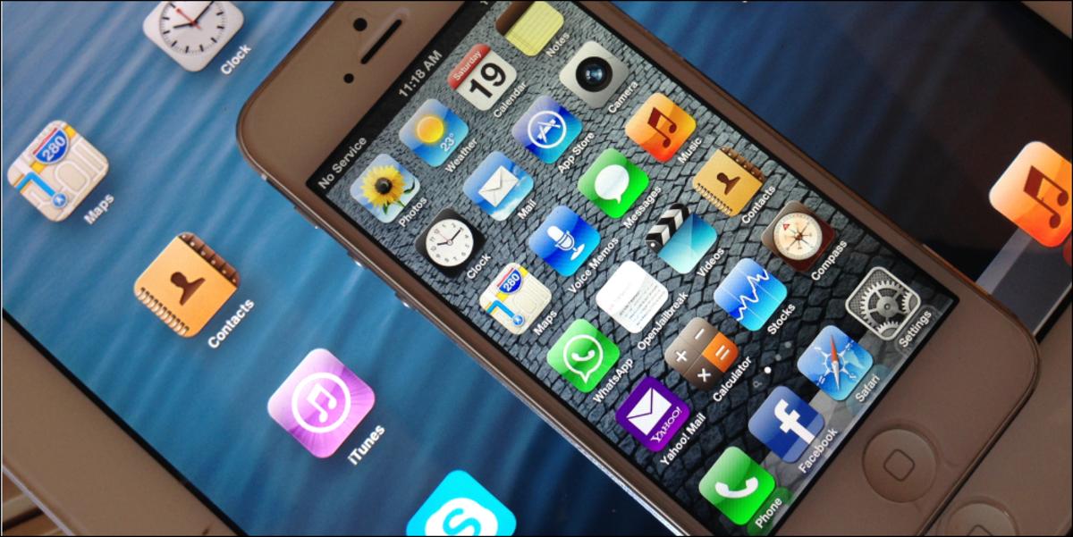 How To Jailbreak iPhone 4, 5, 5C, & 5S On IOS 7x ...