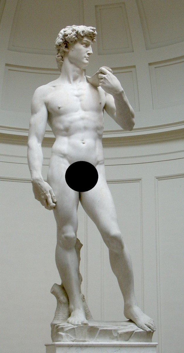 The Masterpiece: Michelangelo's David