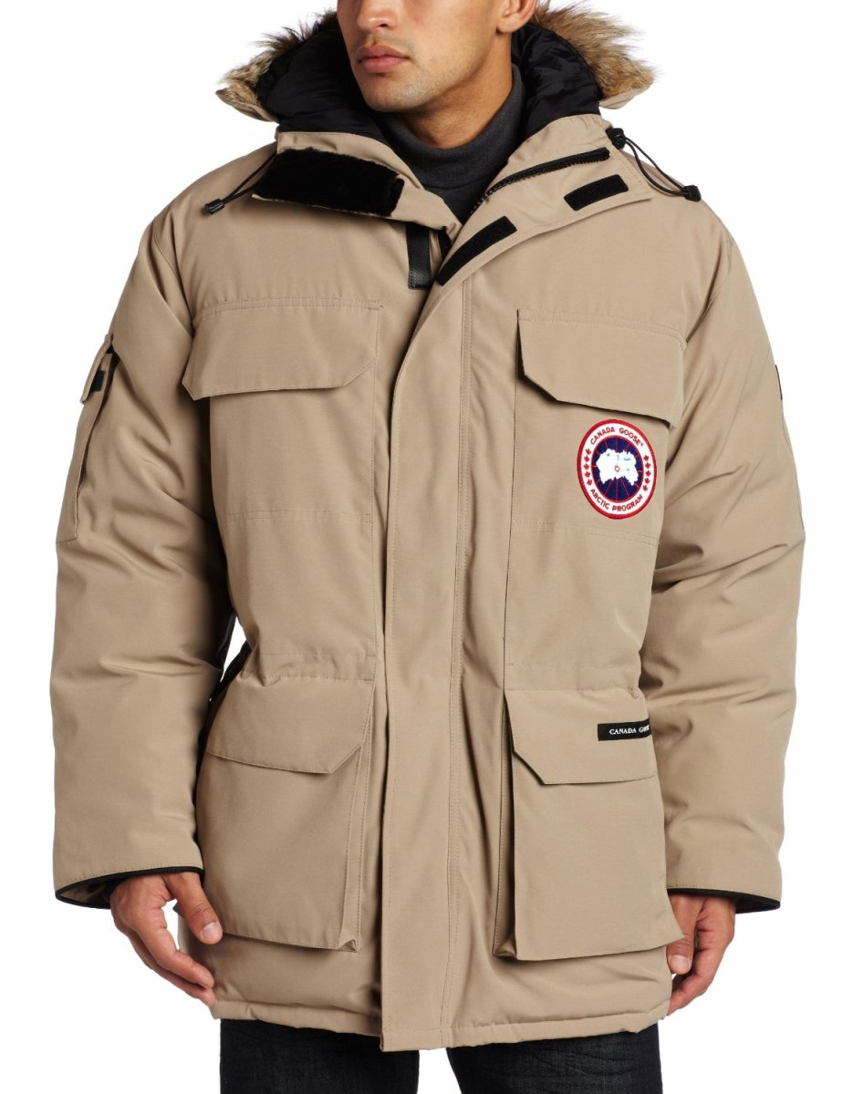 Extremely hard to find - tan Expedition Parka