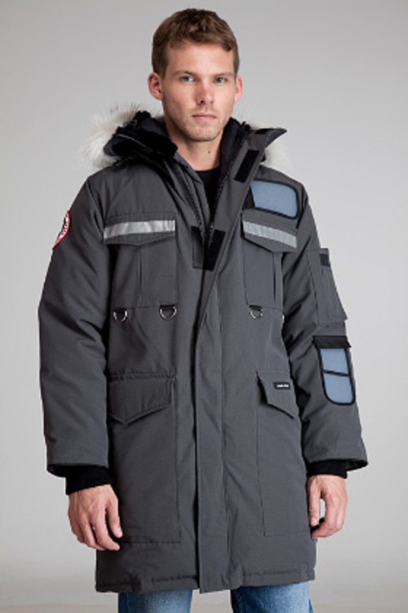 An alternative to the Expedition Parka