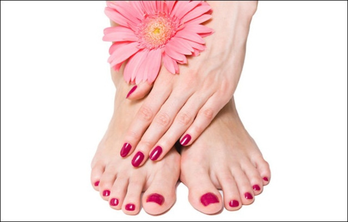 Get rid of ugly calluses fast.