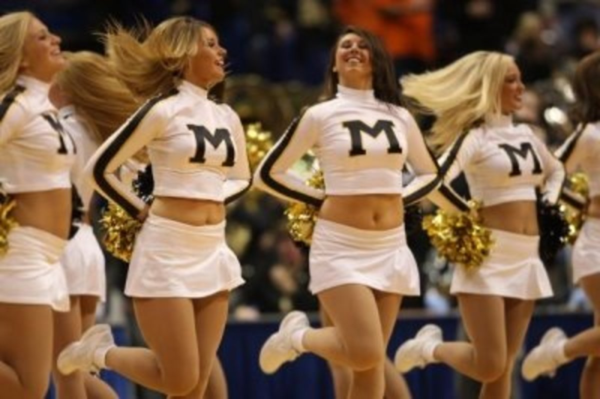 University of Missouri Golden Girls