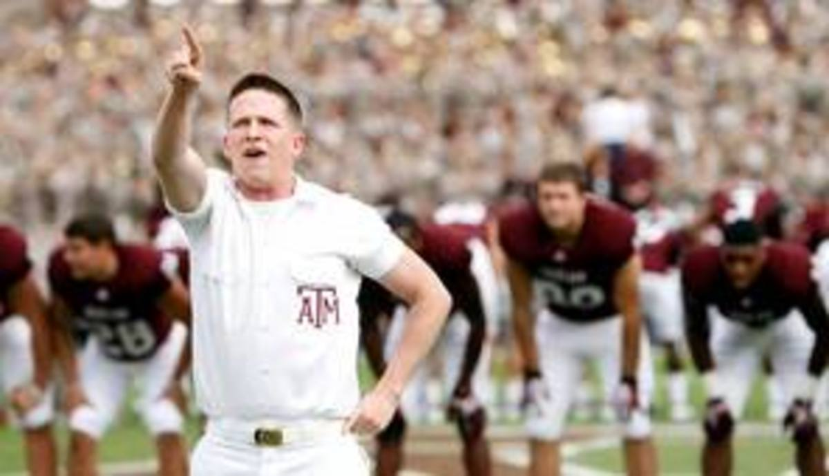 All  male  yell  leaders.
