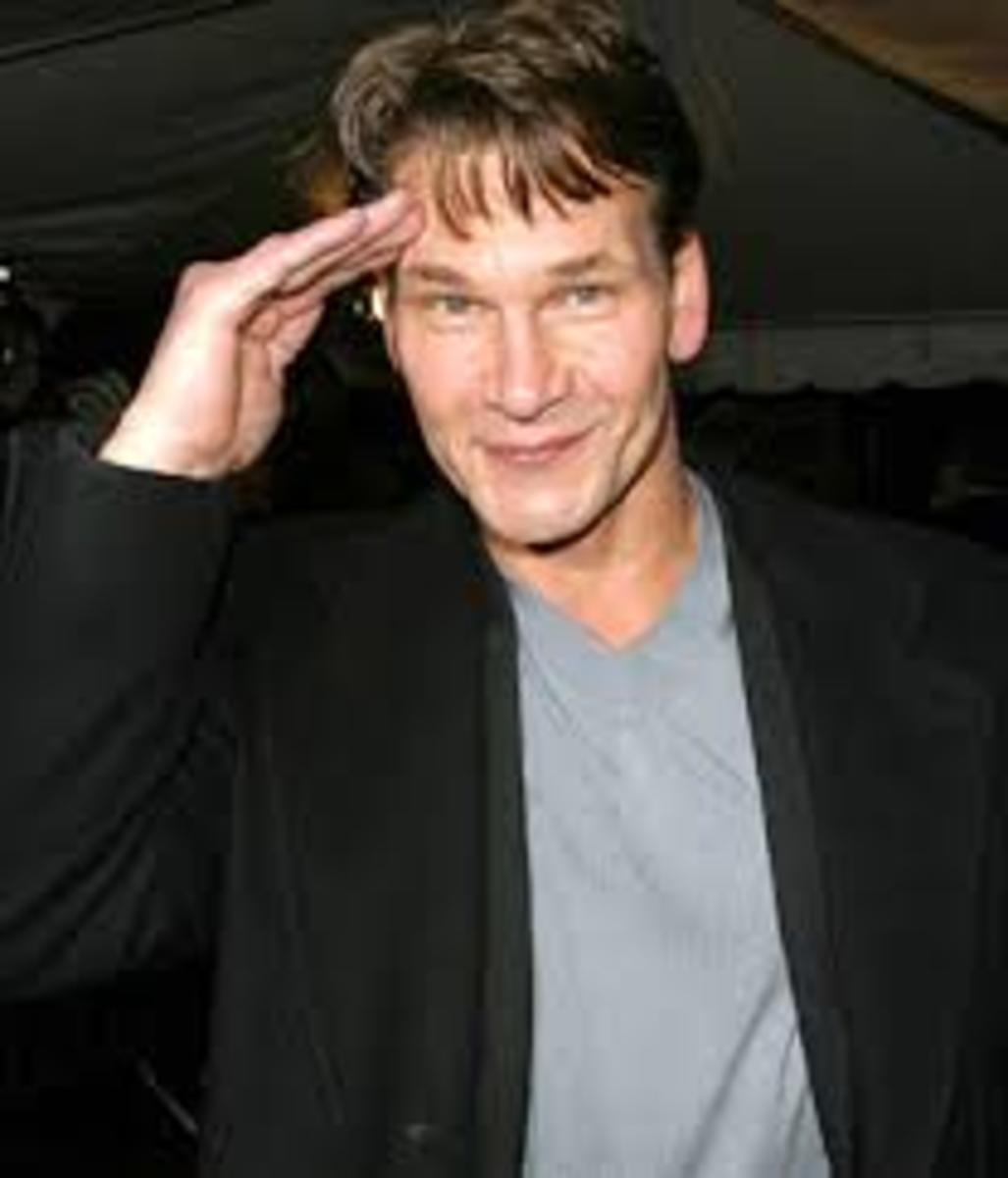 Patrick Swayze - September 2009