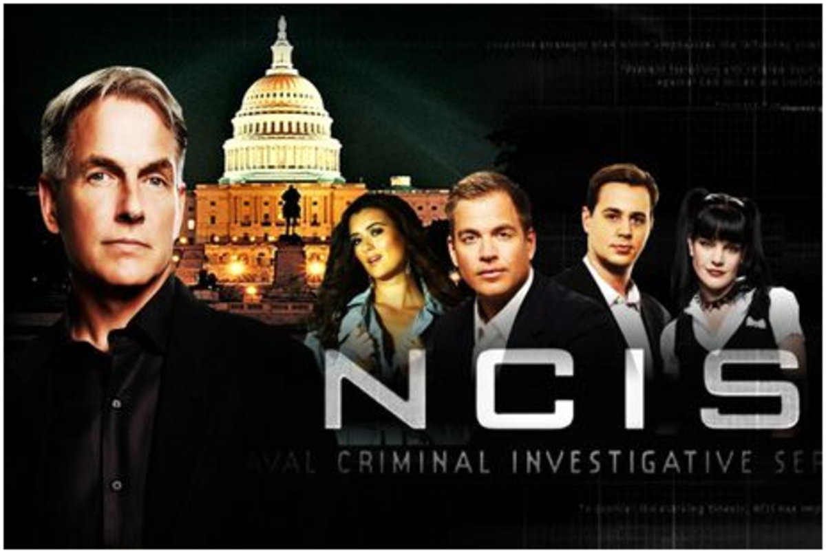 NCIS is the number one show on TV.