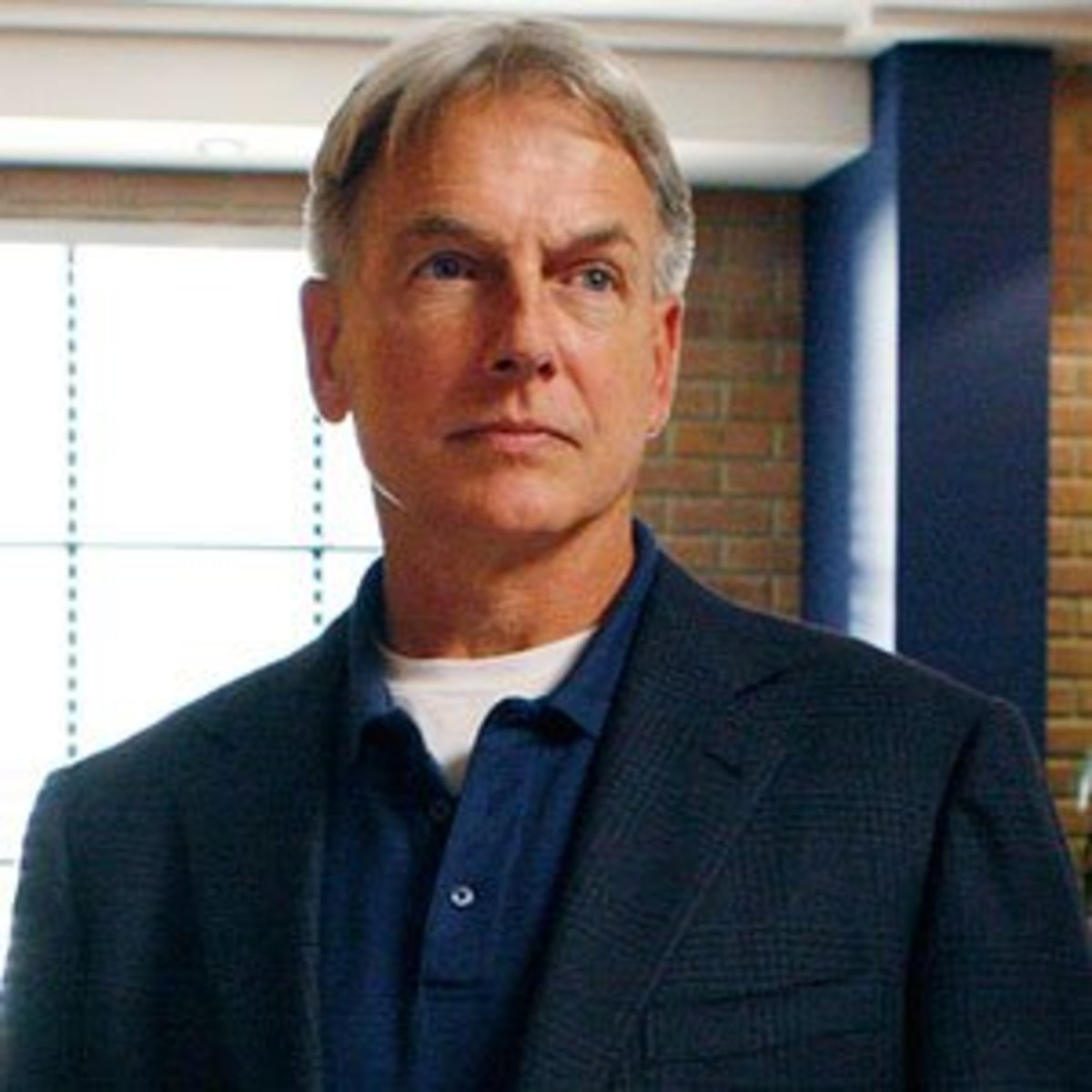 Mark Harmon Plays Gibbs