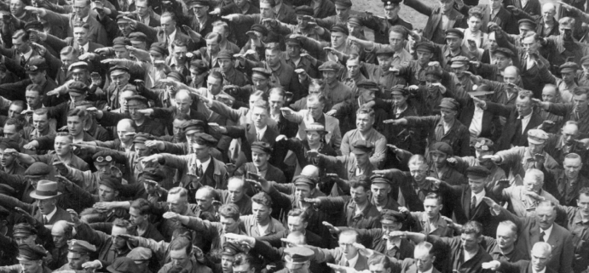 To Defy Hitler: The Life of August Landmesser
