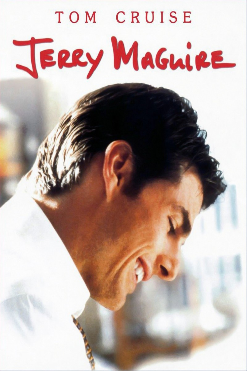 Jerry Maguire is a romantic movie about finding your purpose in love.