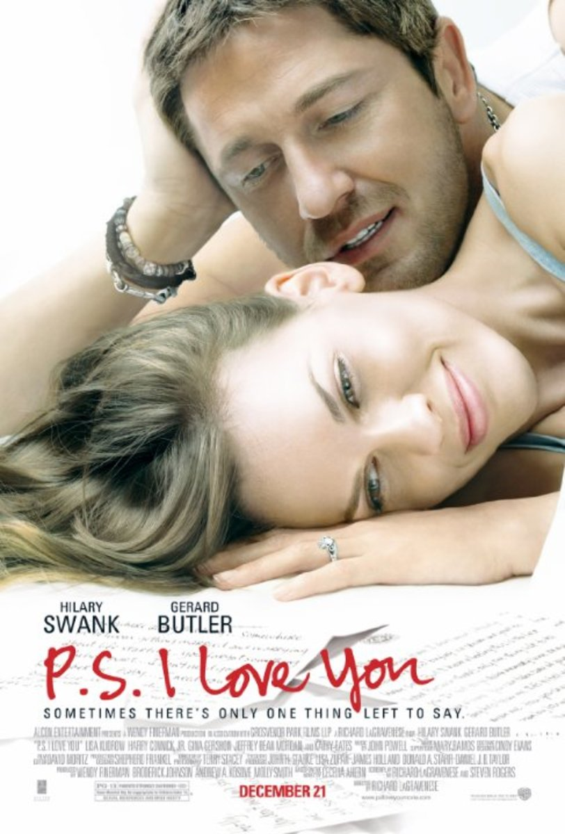 P.S. I Love You is a romantic movie about learning to love again.