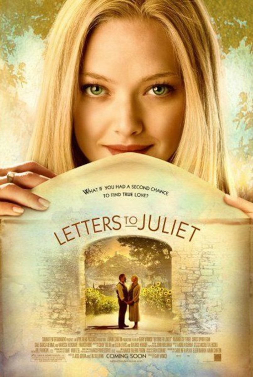 Letters to Juliet is a romantic movie about the value of true love.