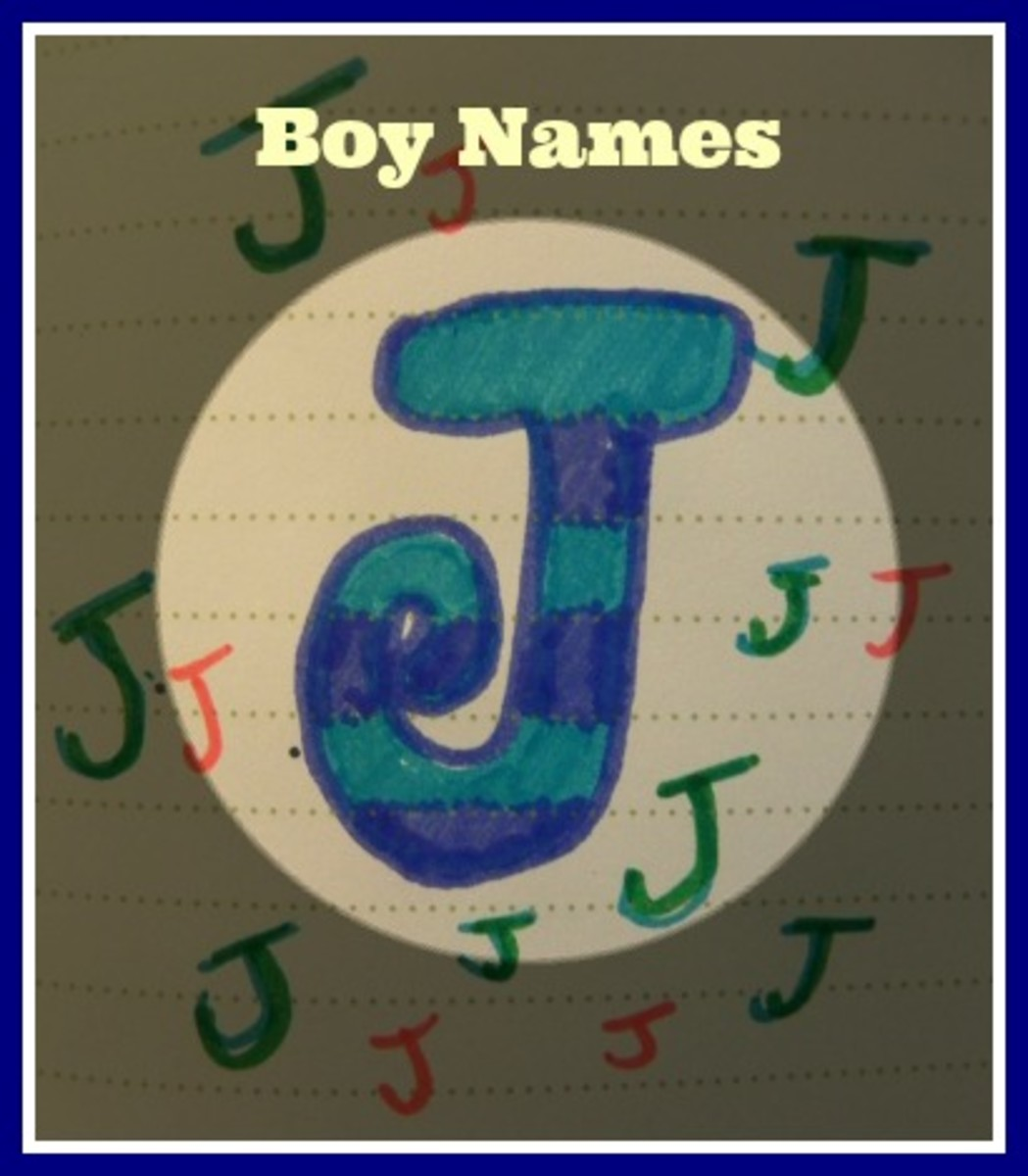 boy names that start with J