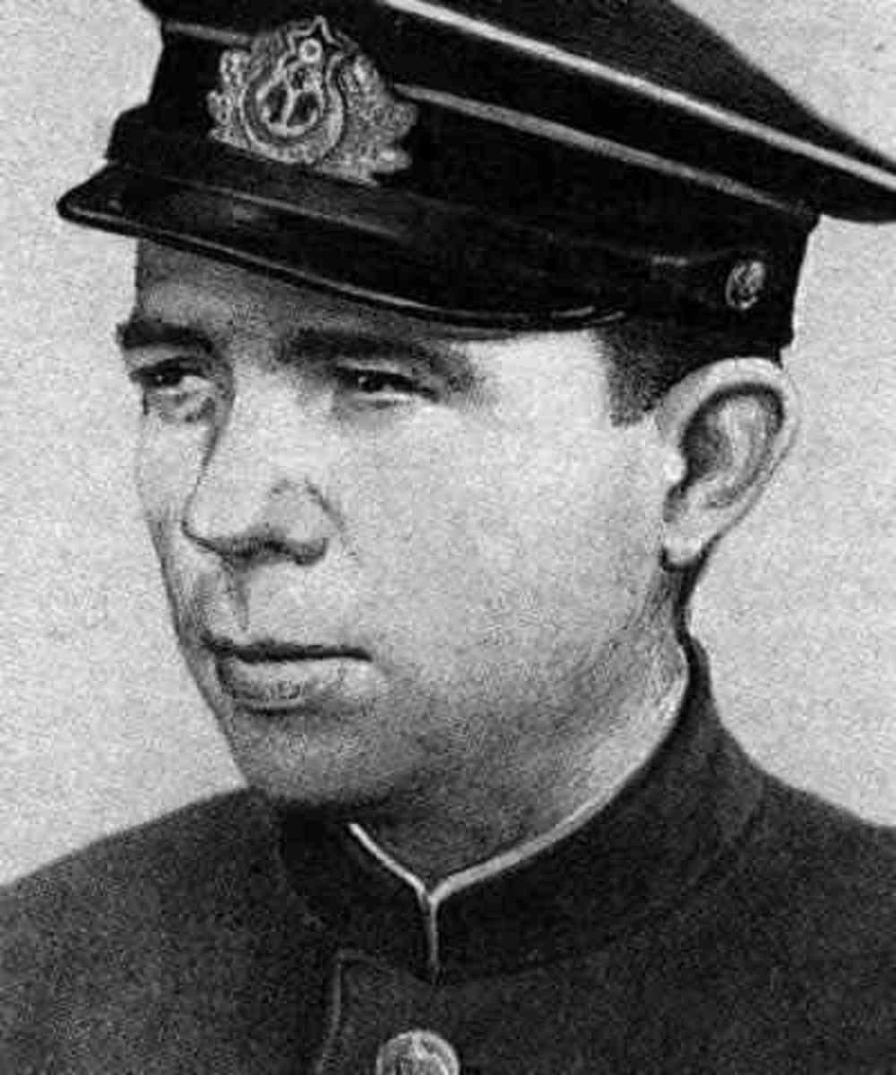 Captain Alexander Marinesko of the S-14